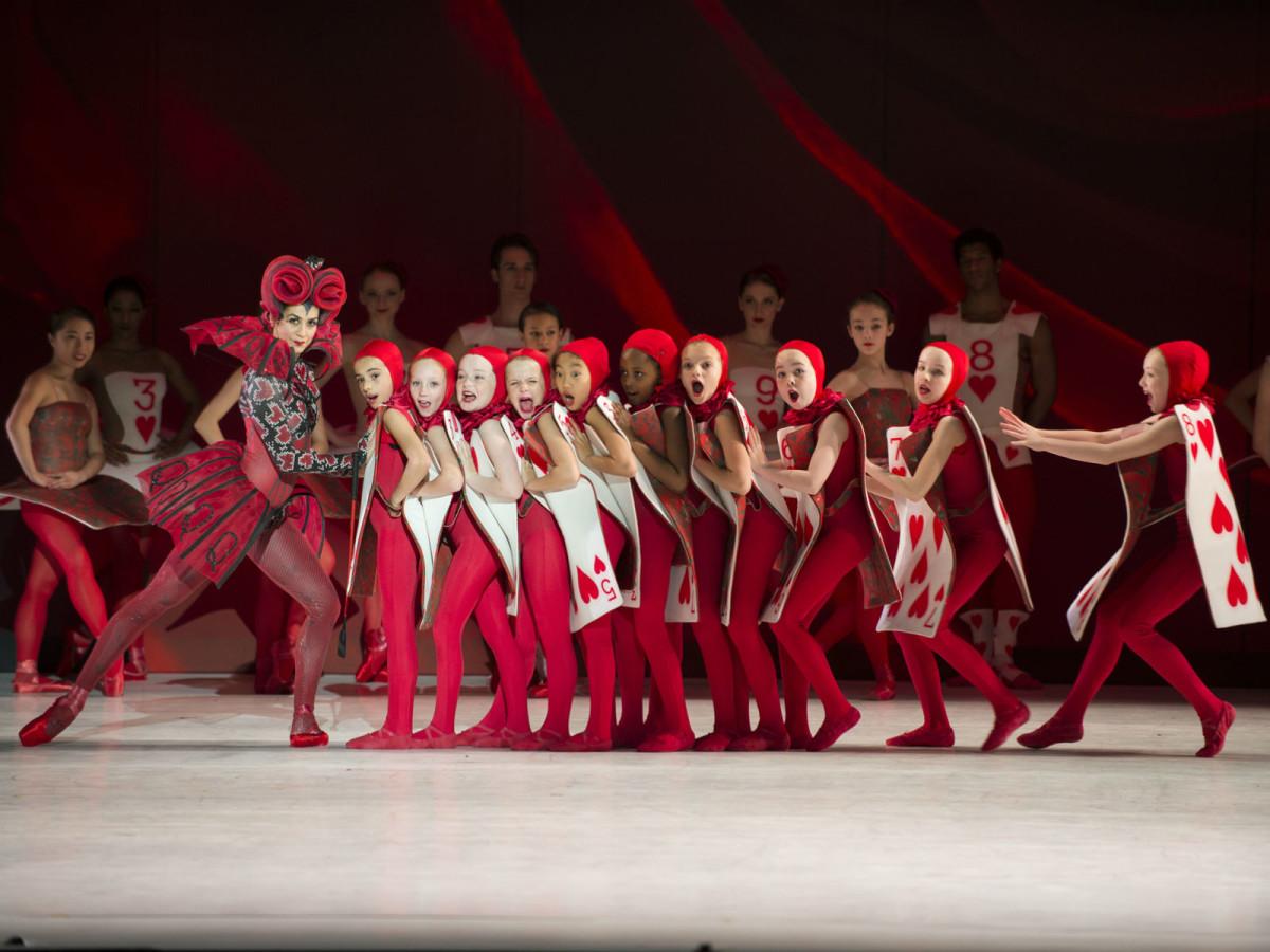 Ballet Austin presents <i>ALICE (in wonderland)</i>