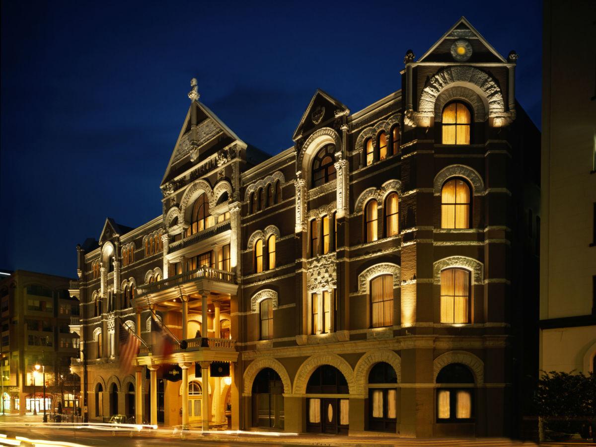 The Driskill Hotel