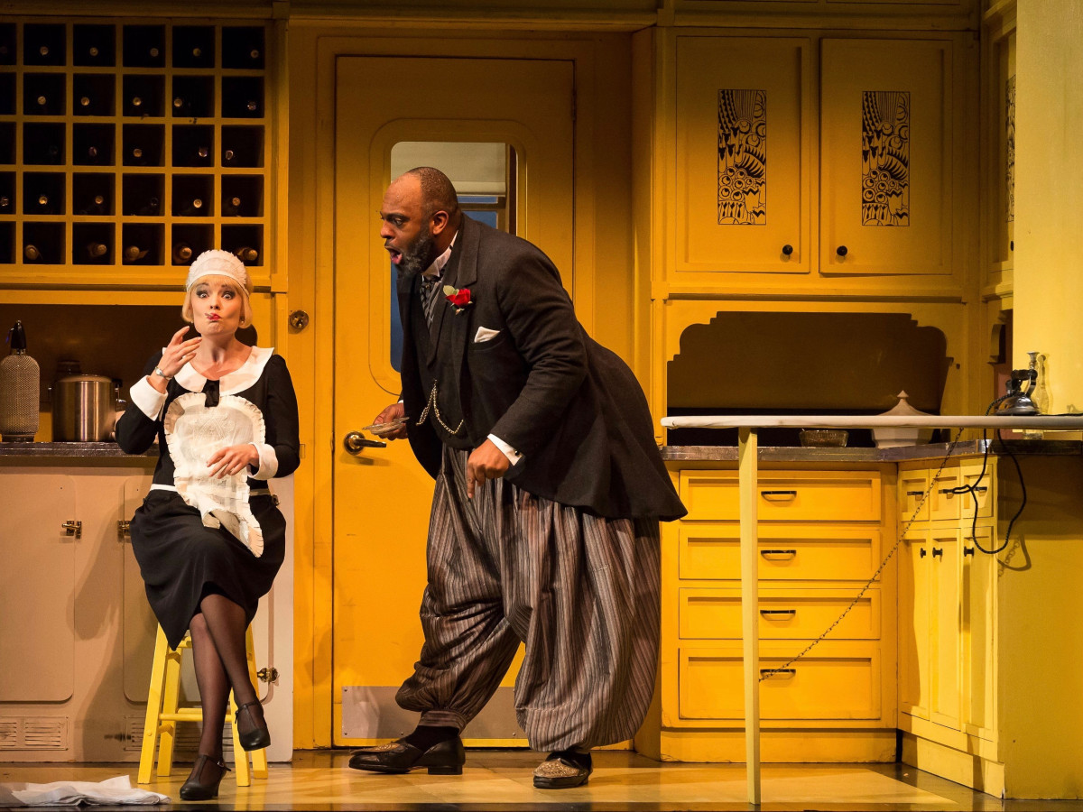 Houston Grand Opera's Abduction from the Seraglio
