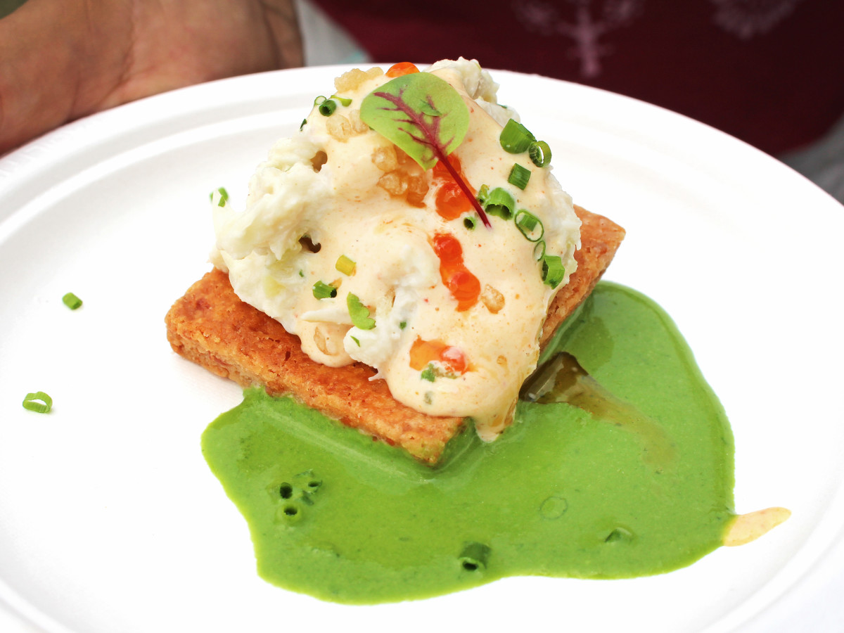 Austin Food and Wine Fest 2017 Southerleigh Jeff Balfour