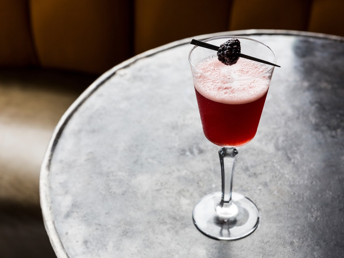 State of Grace Texas Scofflaw cocktail