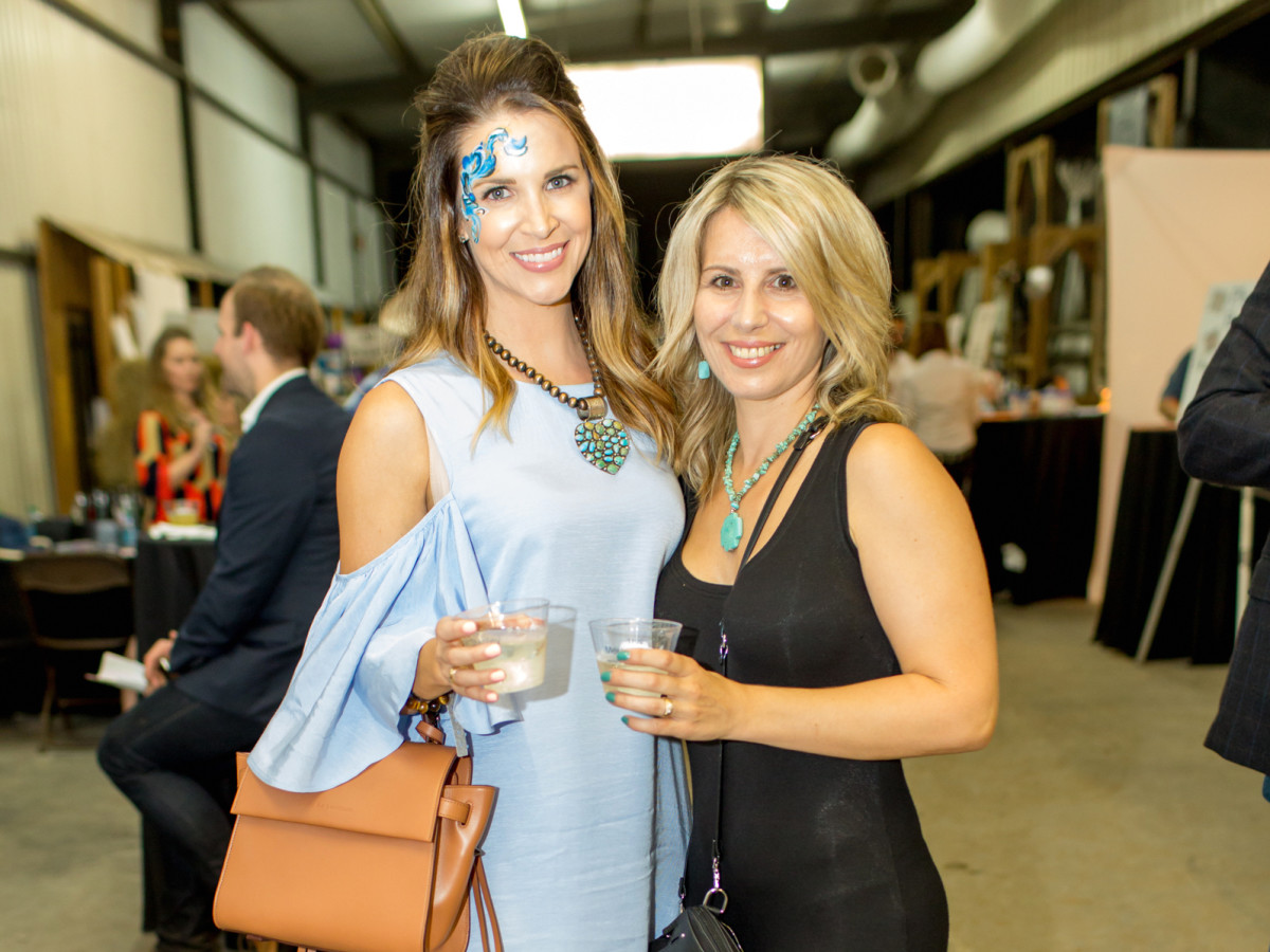 Houston, Cattle Barron's Ball 2017, May 2017, Ashley Henderson, Linda Thakur