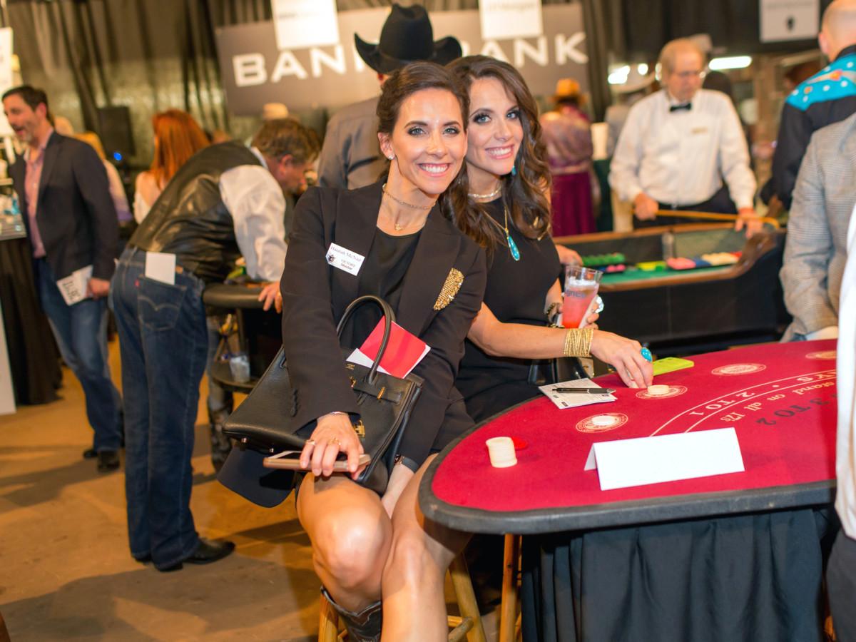 Houston, Cattle Barron's Ball 2017, May 2017, Hannah McNair, Joanna Marks