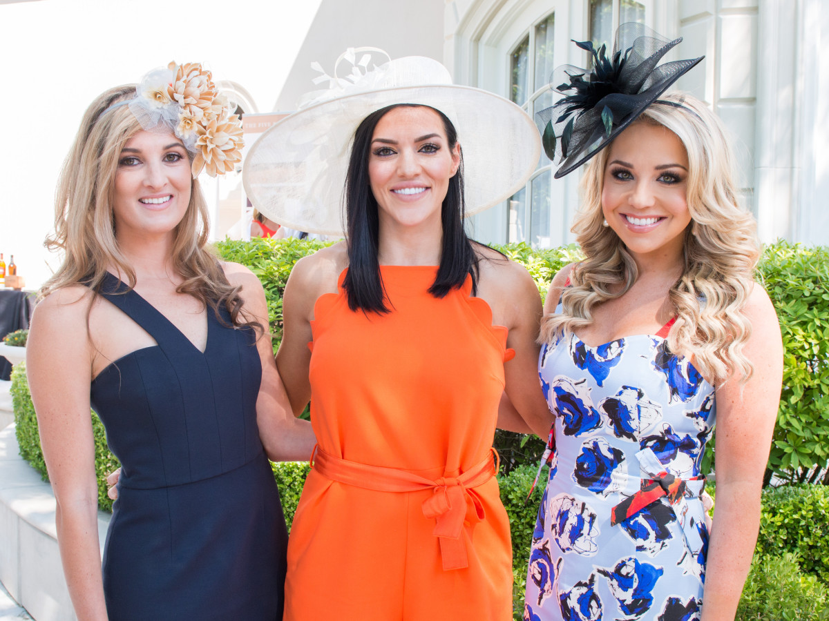 Houston, Hats, Hearts & Horseshoes benefiting Bo's Place 2017, May 2017, CJ Yanofsky, Megan Cushing, Bria Wall