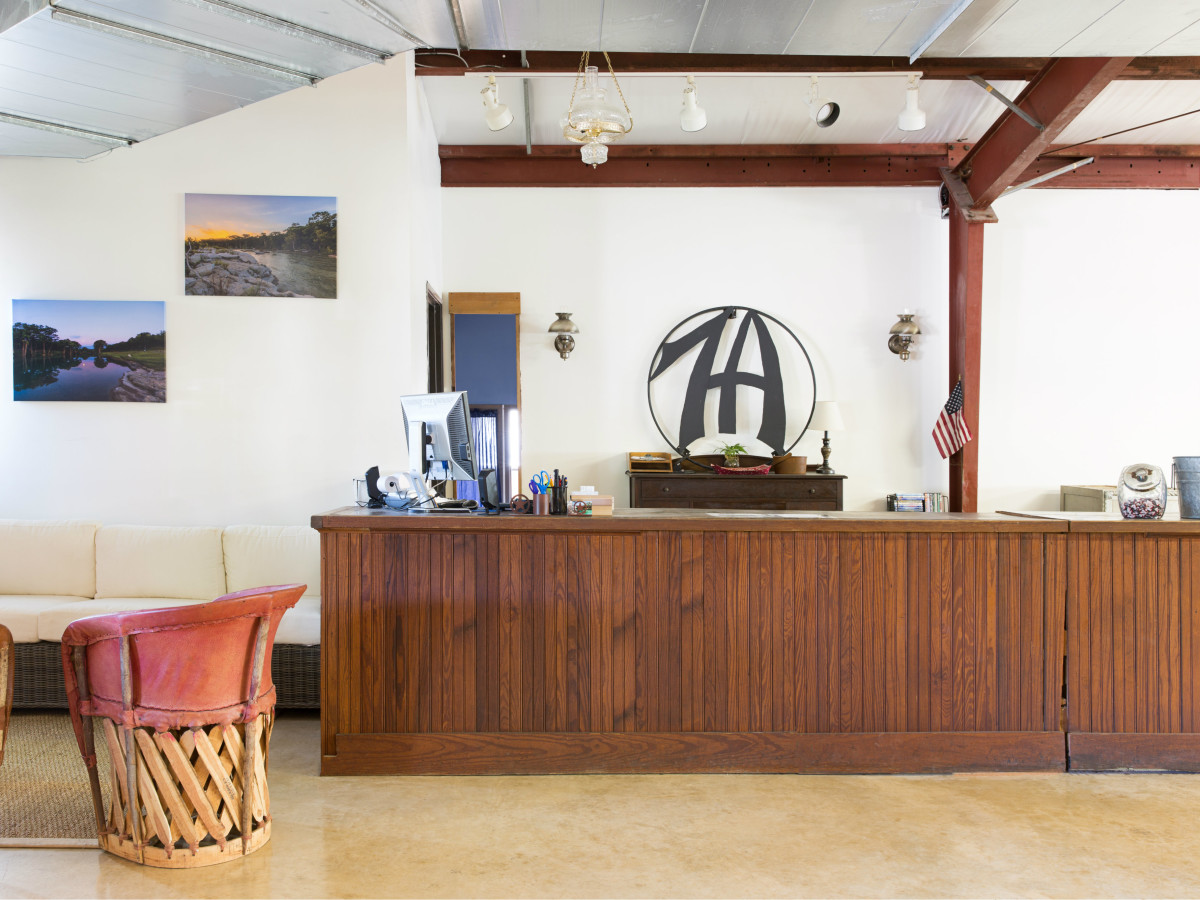 7A Resort Lobby
