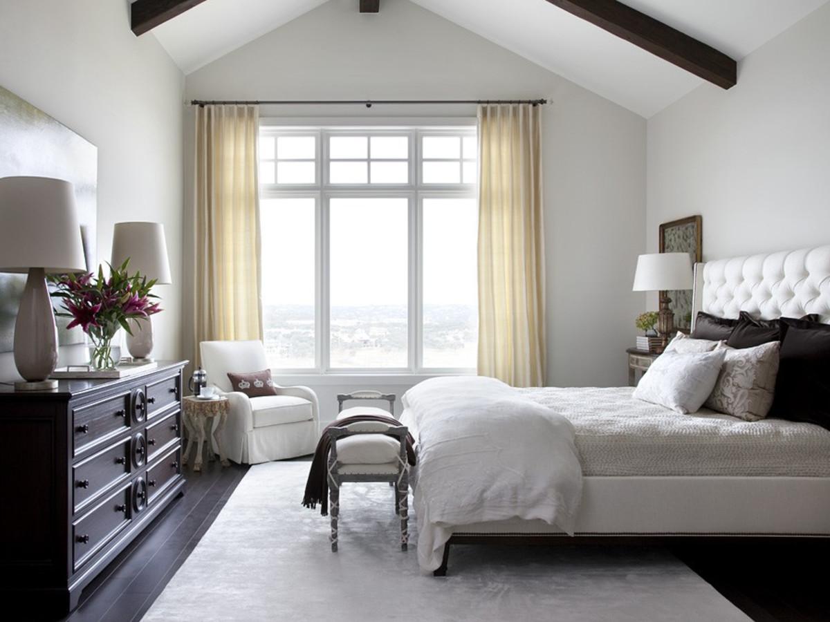 Heather Scott Home Design Bedroom