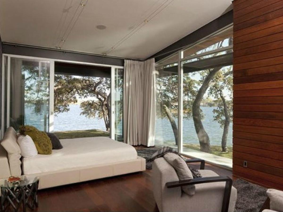 Dick Clark Architecture Bedroom