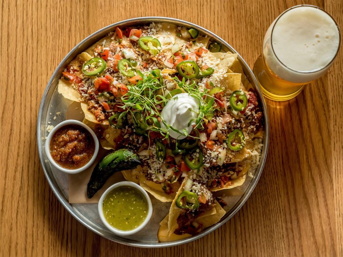 Biggio's nachos