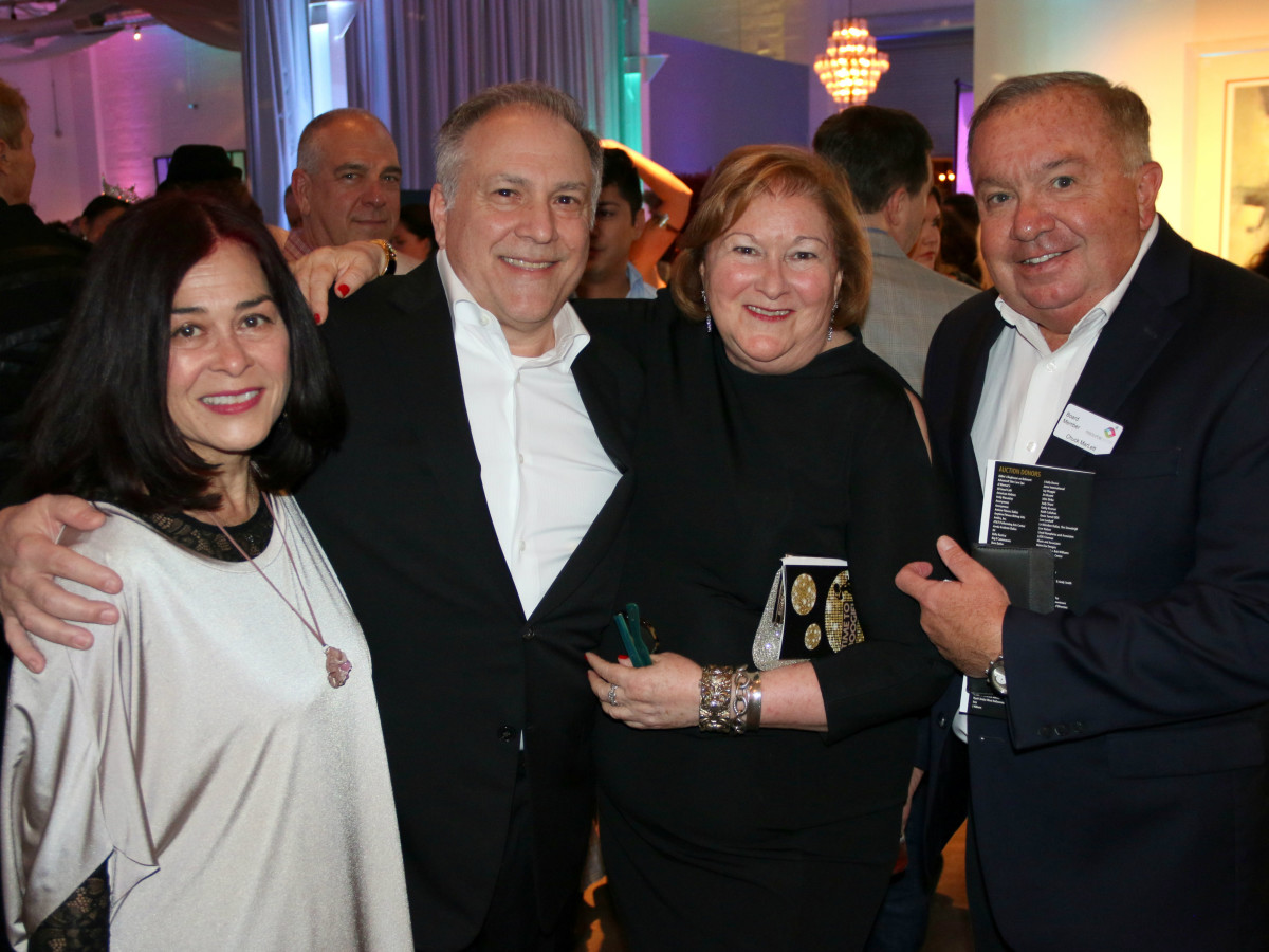 Connie White, Chris Akouvelin, Kay Wilkinson, Chuck MarLett