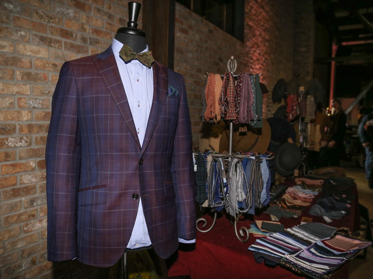 CultureMap Old Forester Bourbon Ball 2016 Dandy's Gentlemen's Store Bykowski Tailor and Garb