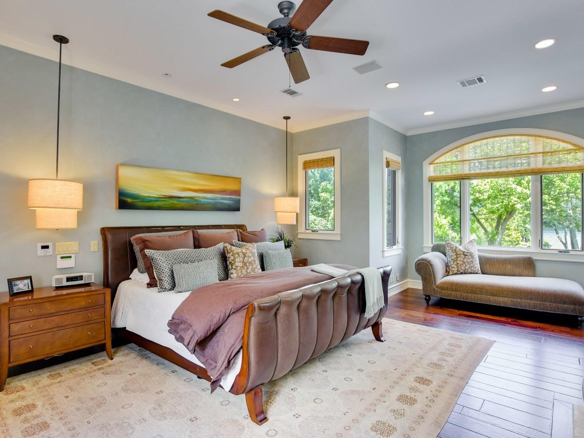 1430 Rockcliff Rd Austin house for sale master bedroom