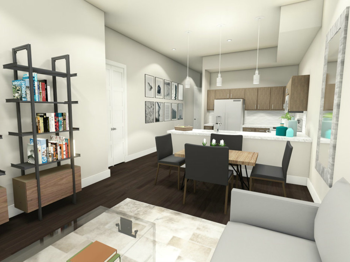 One Oak Grove apartments