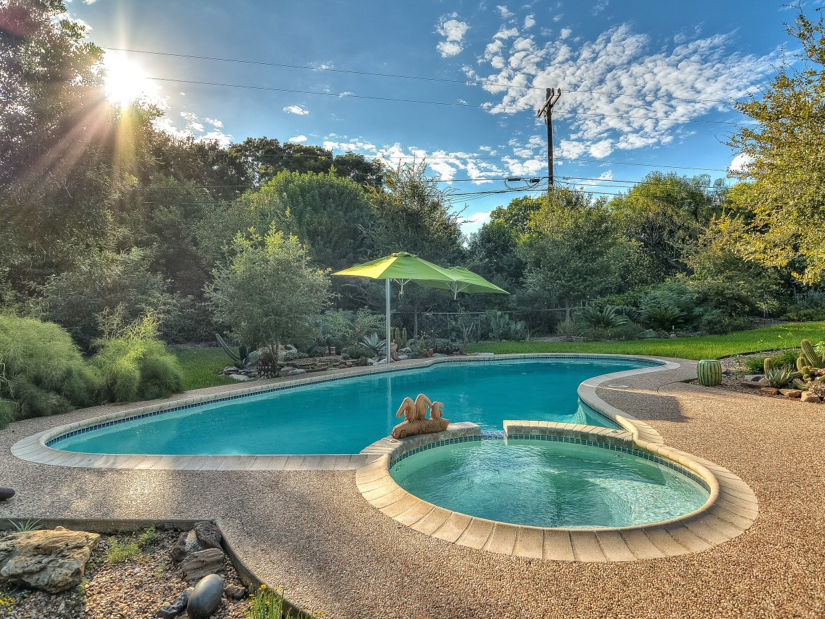 7519 Quail Run San Antonio house for sale pool
