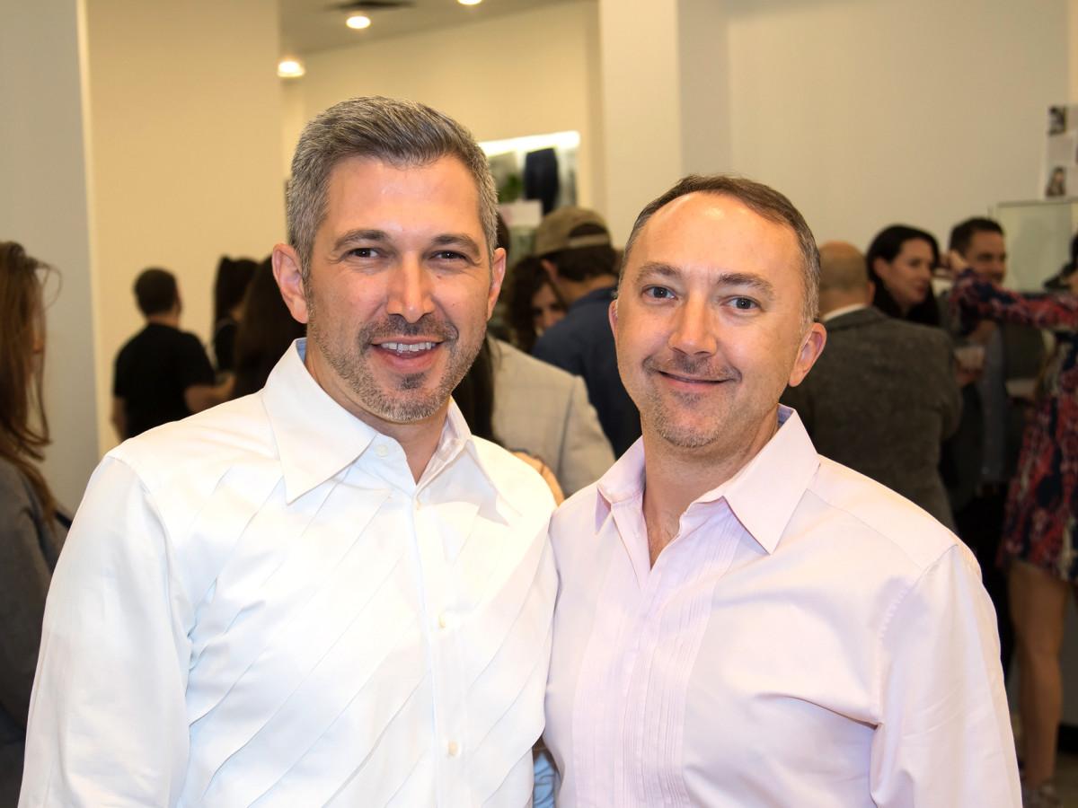 Jim DiMarino, Jon Hodge
