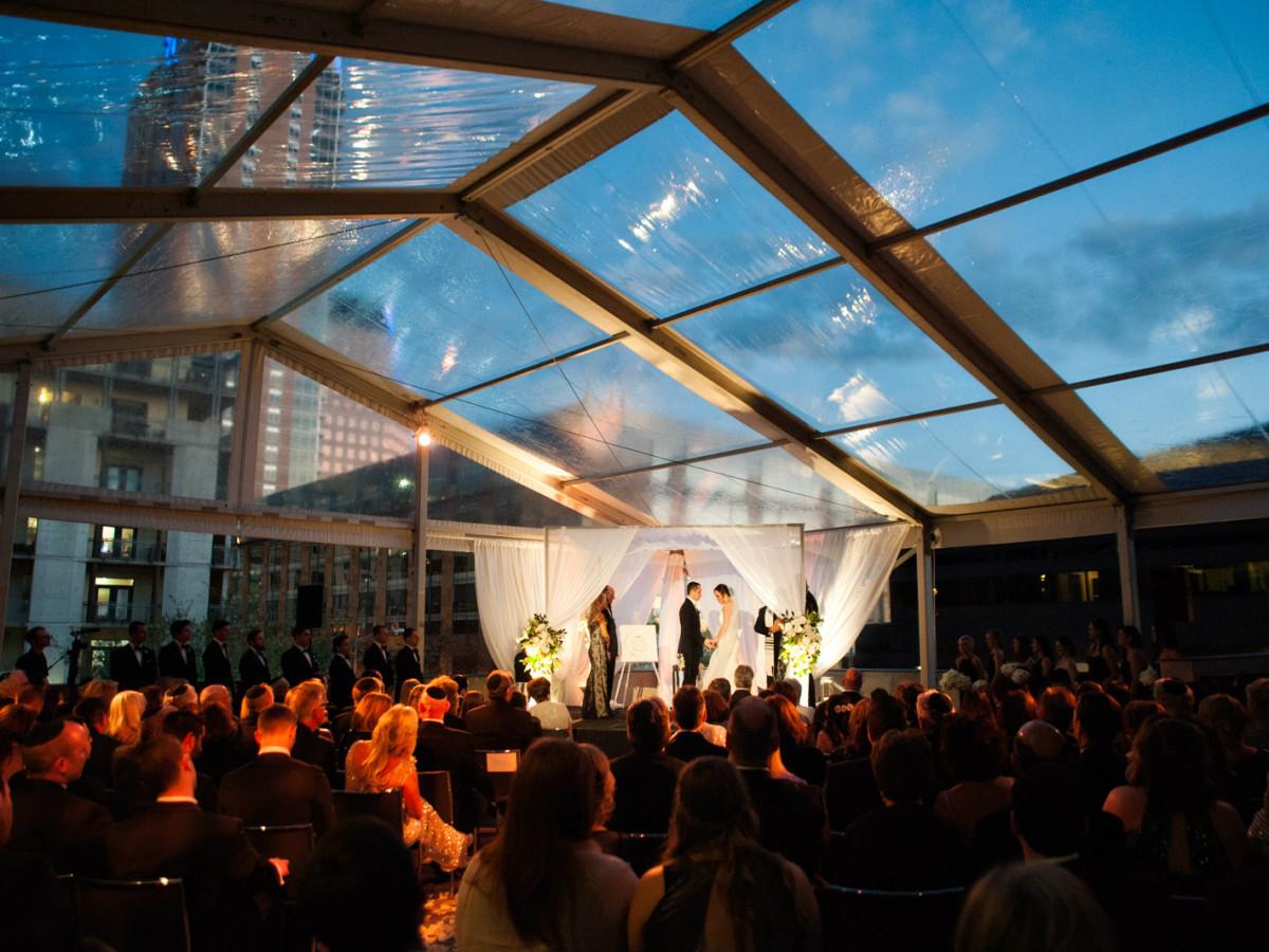 Wedding at W Austin