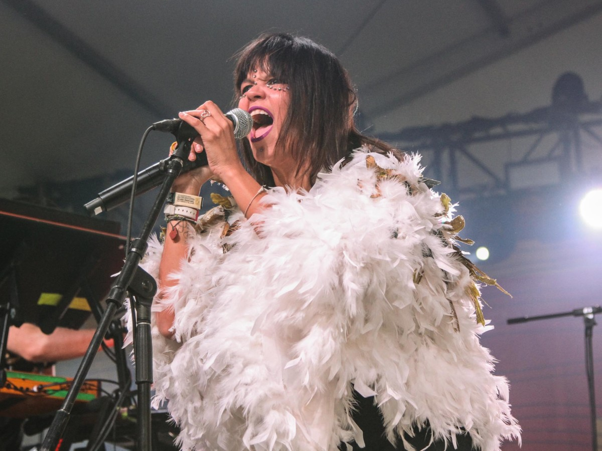 Austin City Limits Festival 2016 Weekend Two Bomba Estereo