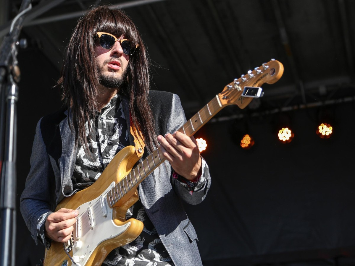 Austin City Limits Festival 2016 Weekend Two Khruangbin