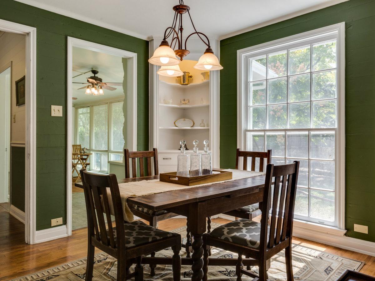 16 Ledge Ln San Antonio house for sale dining room
