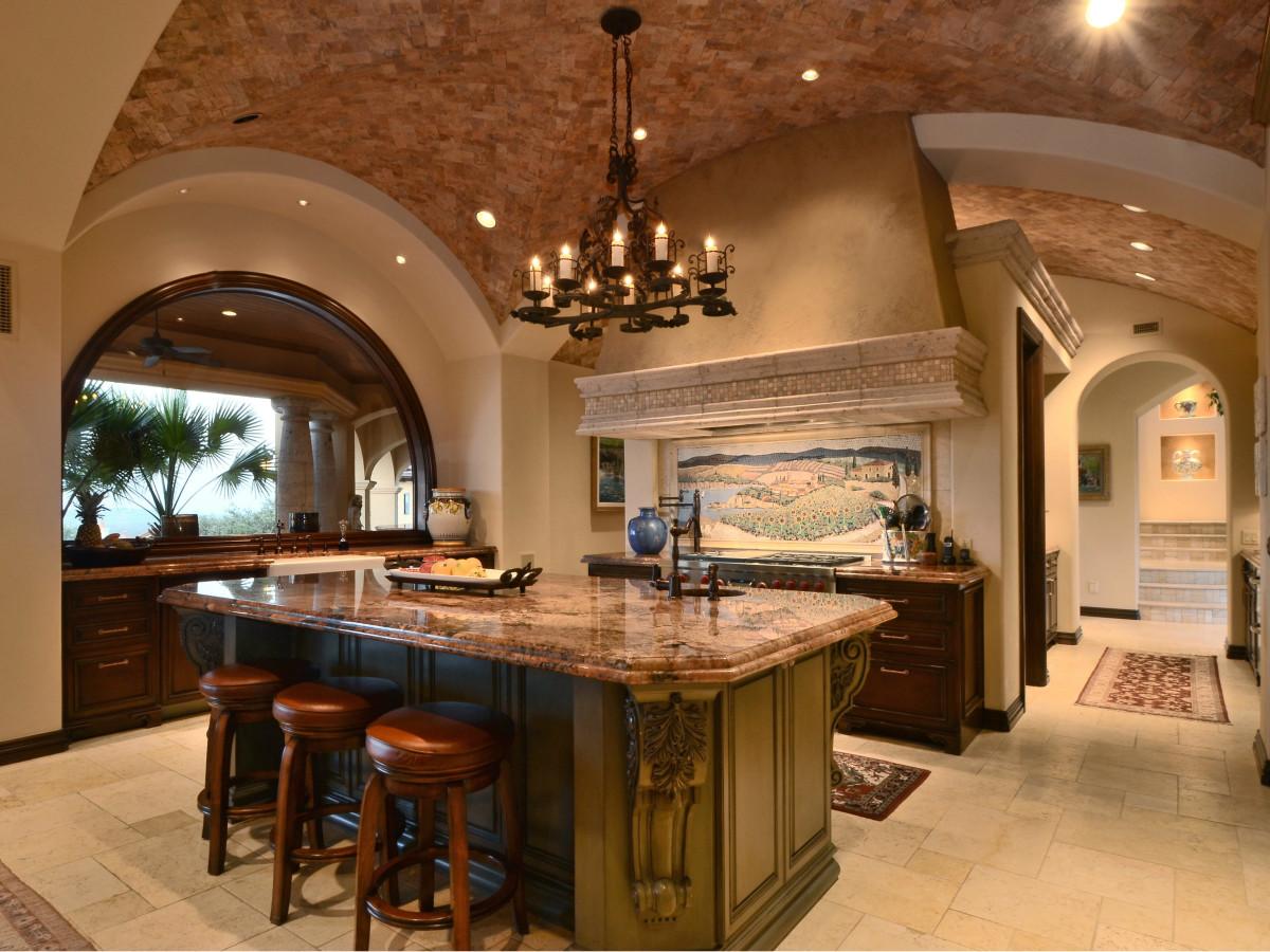 7900 Escala Austin house for sale kitchen
