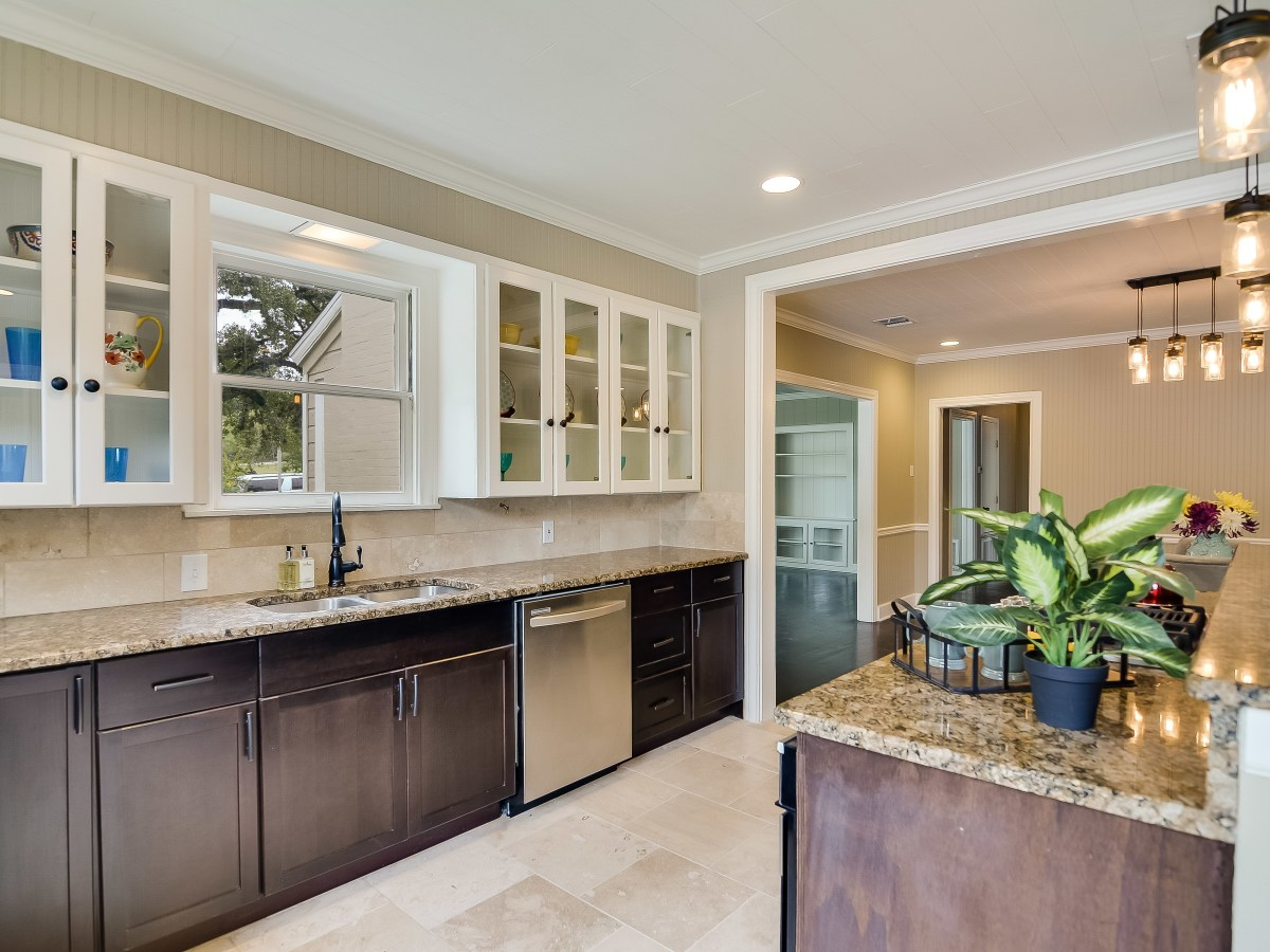408 Funston San Antonio house for sale kitchen