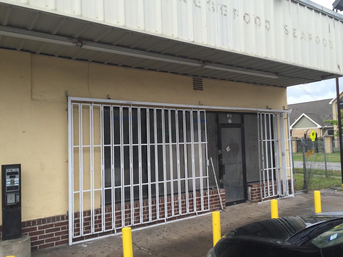 Restaurant Indigo exterior