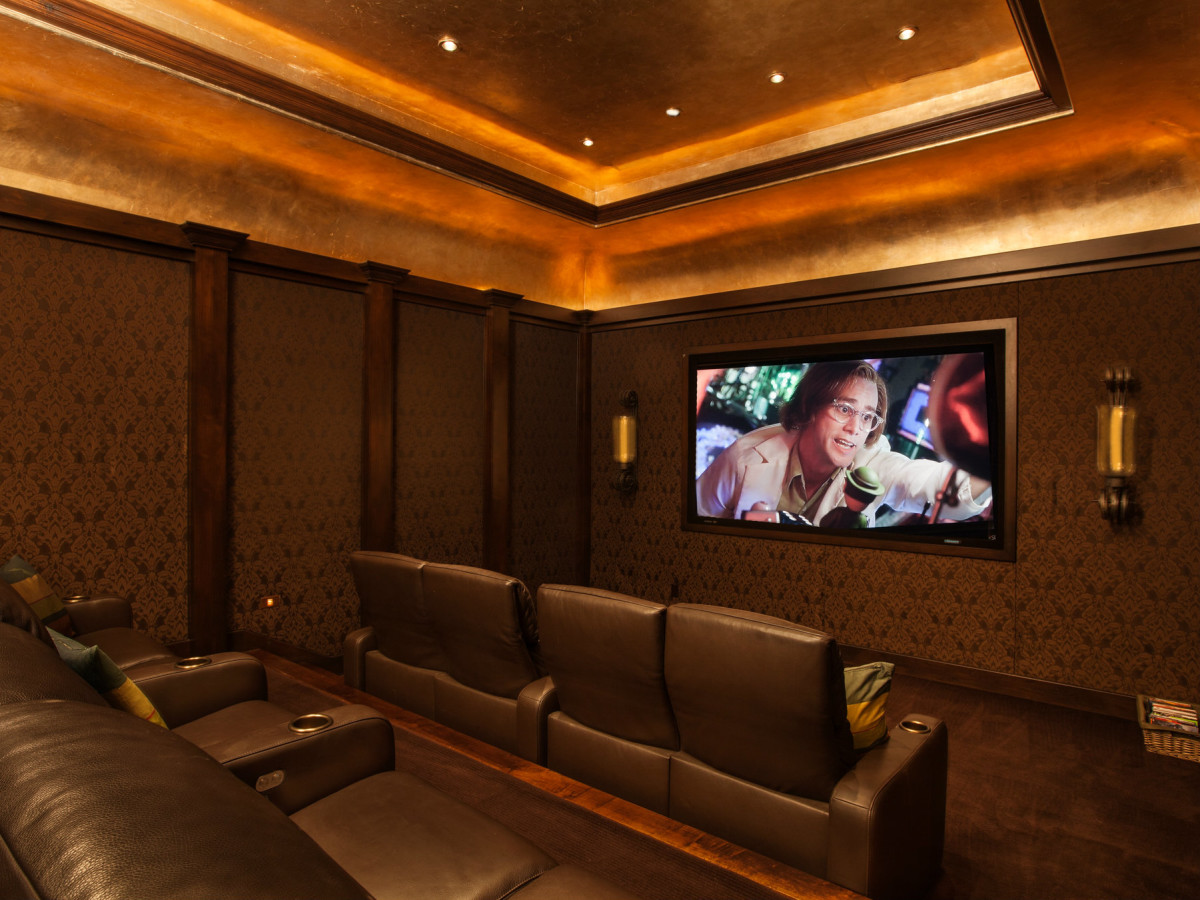 19700 La Isla Cover Austin house for sale movie room