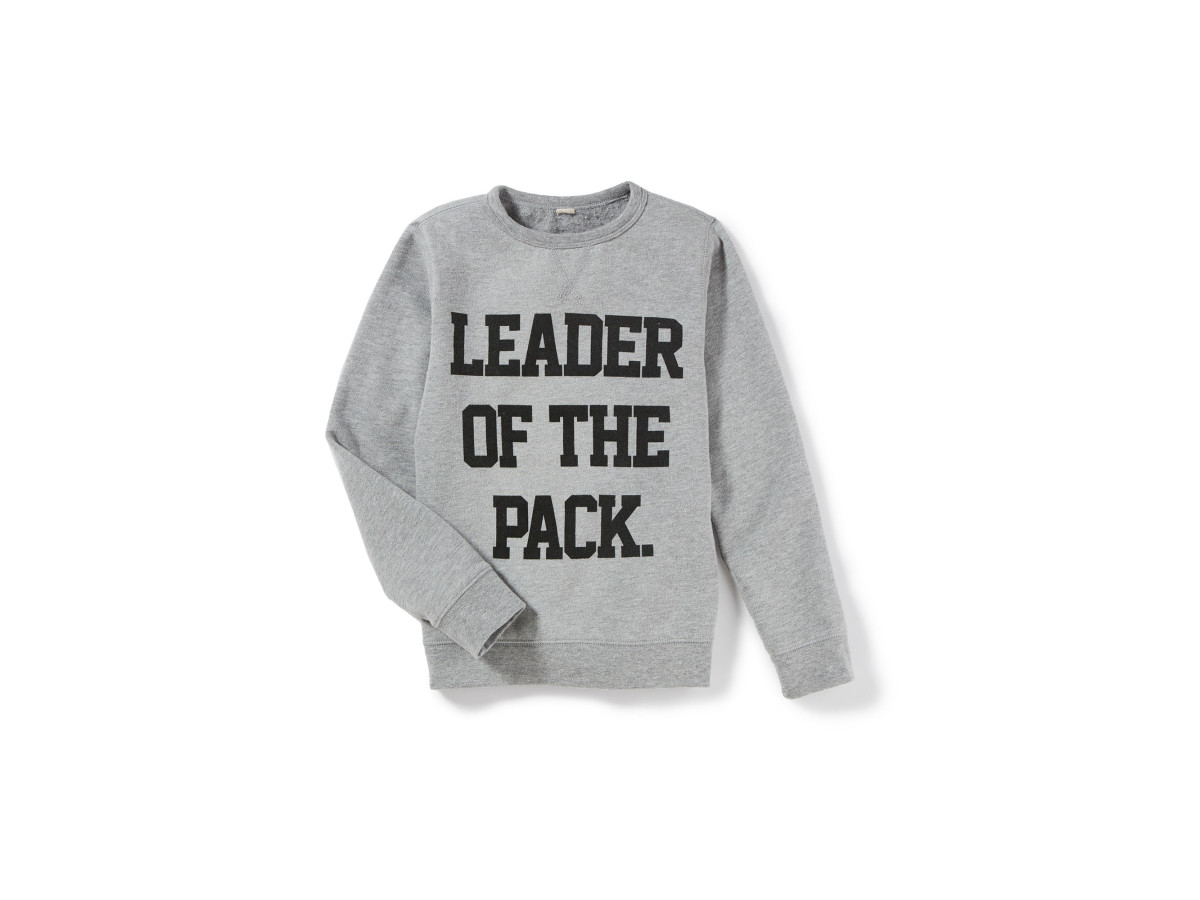 Peek Kids statement sweatshirt