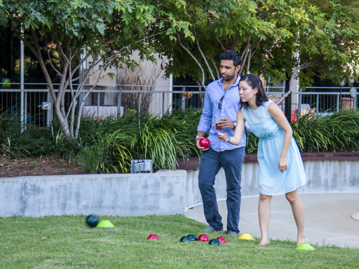 CultureMap Country Club 2016 bocce ball