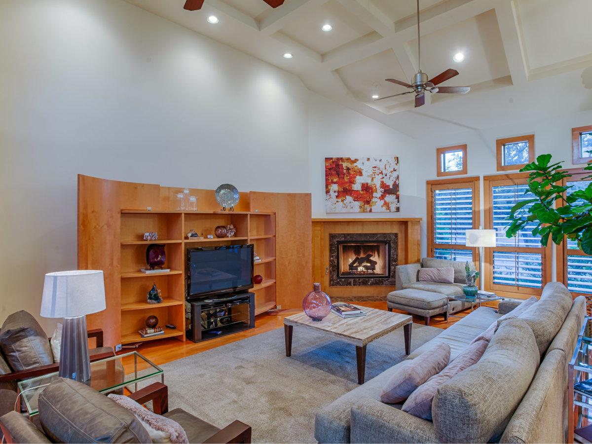 22334 Angostura San Antonio house for sale living room
