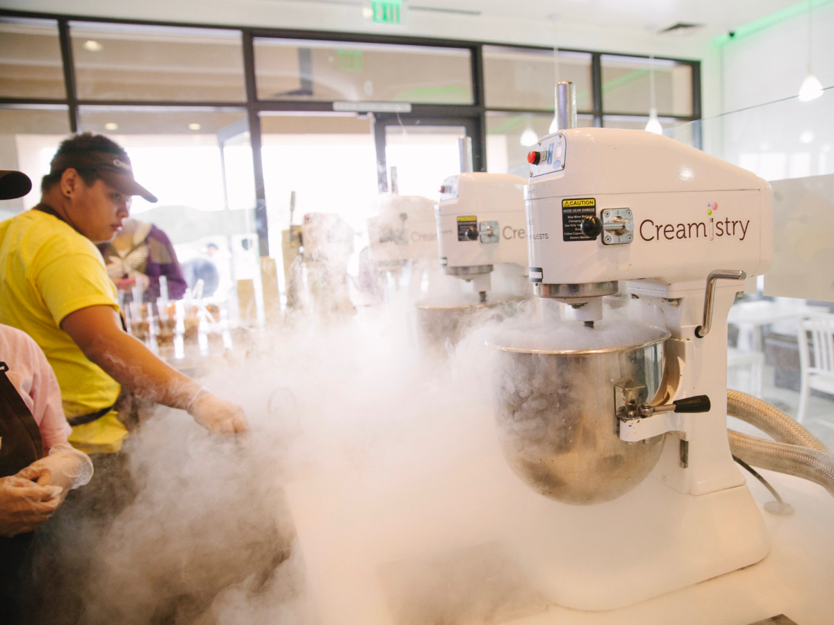 Creamistry Ice Cream