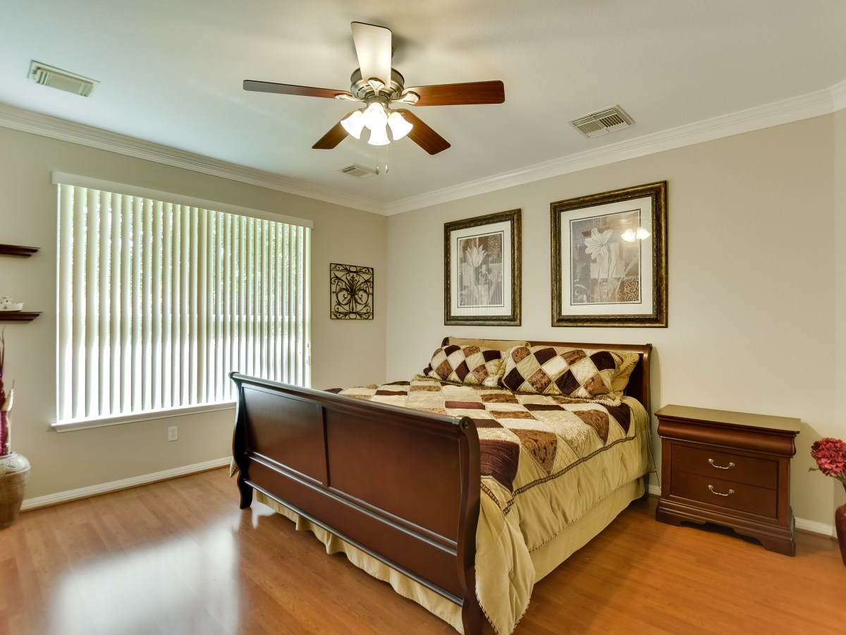 9013 Sautelle Austin house for sale bedroom