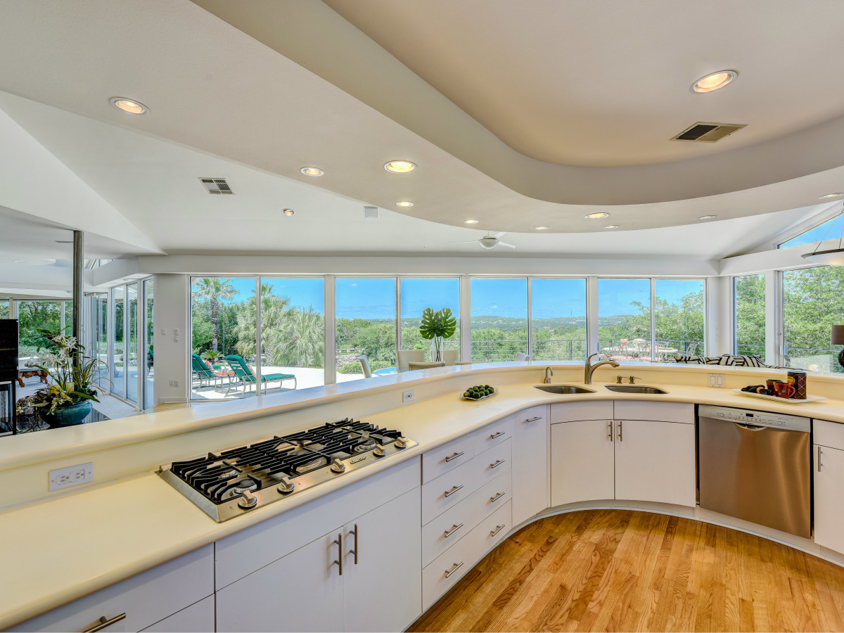 3304 Barton Creek Austin house for sale kitchen