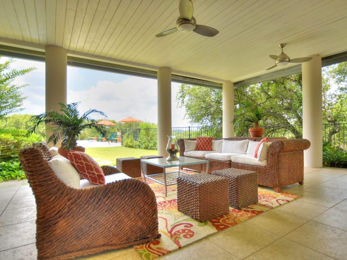 3304 Barton Creek Austin house for sale patio