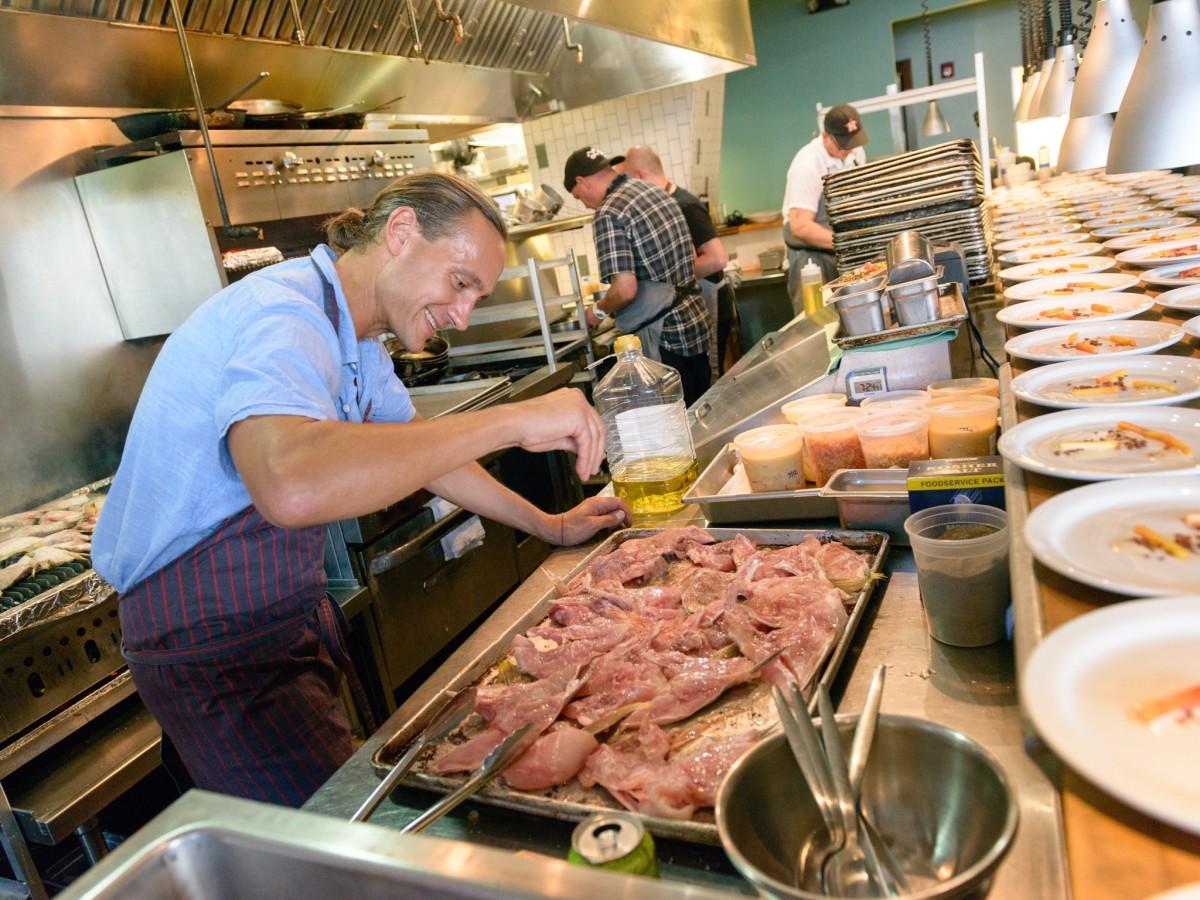 Salty Supper Ryan Prewitt
