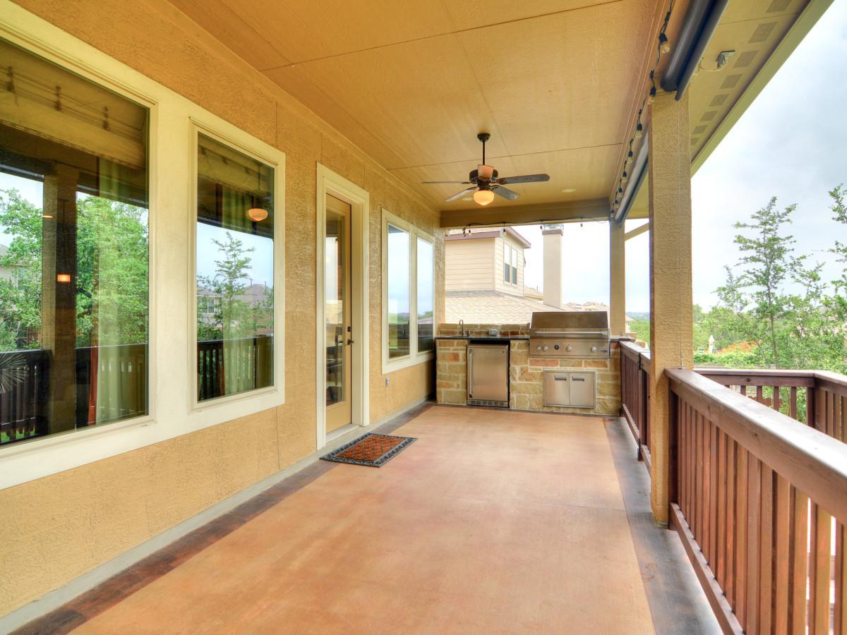 24323 Arboles Verdes San Antonio house for sale deck