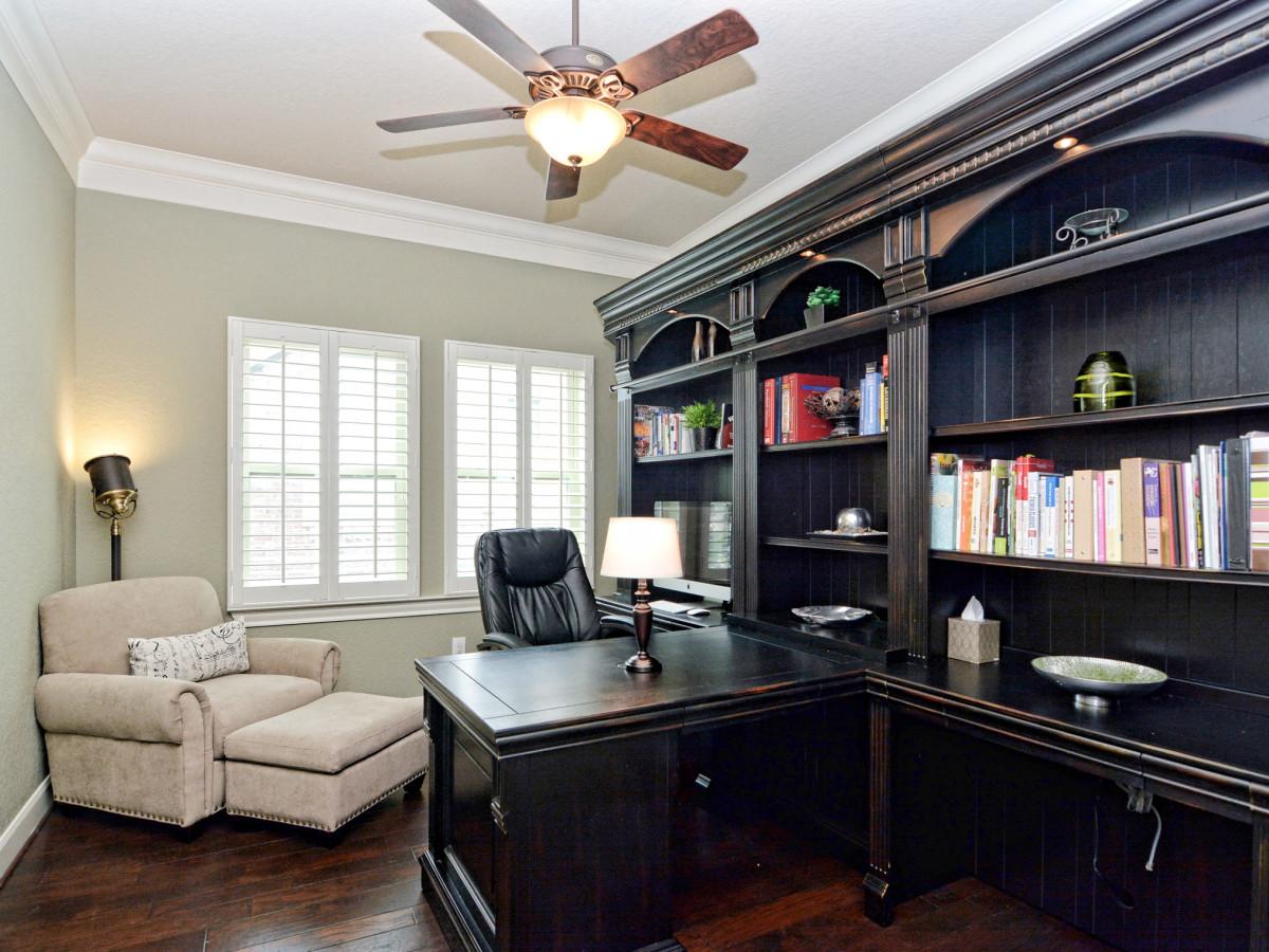 24323 Arboles Verdes San Antonio house for sale study