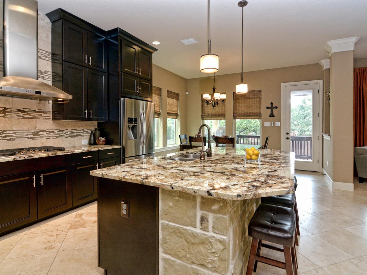 24323 Arboles Verdes San Antonio house for sale kitchen