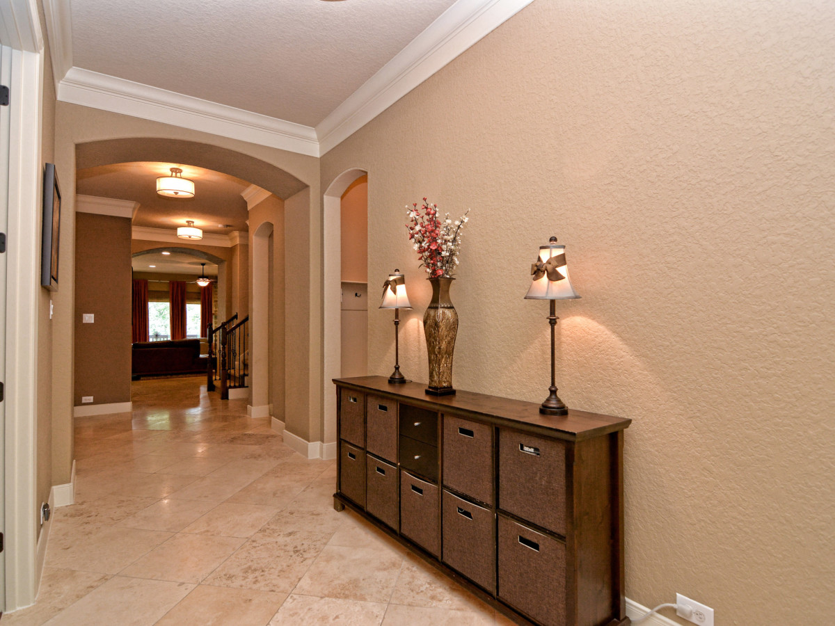24323 Arboles Verdes San Antonio house for sale entryway