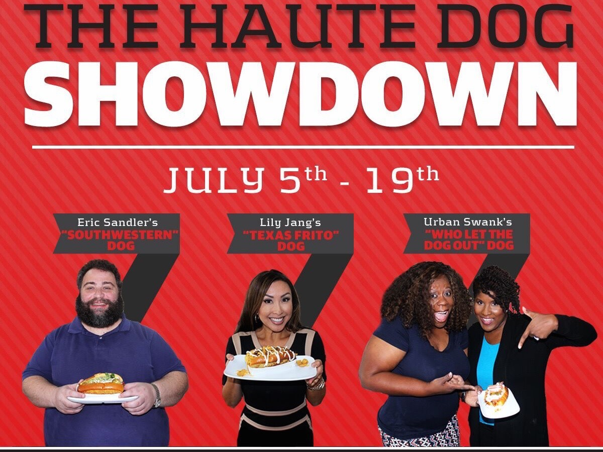 James Coney Island Haute Dog Showdown