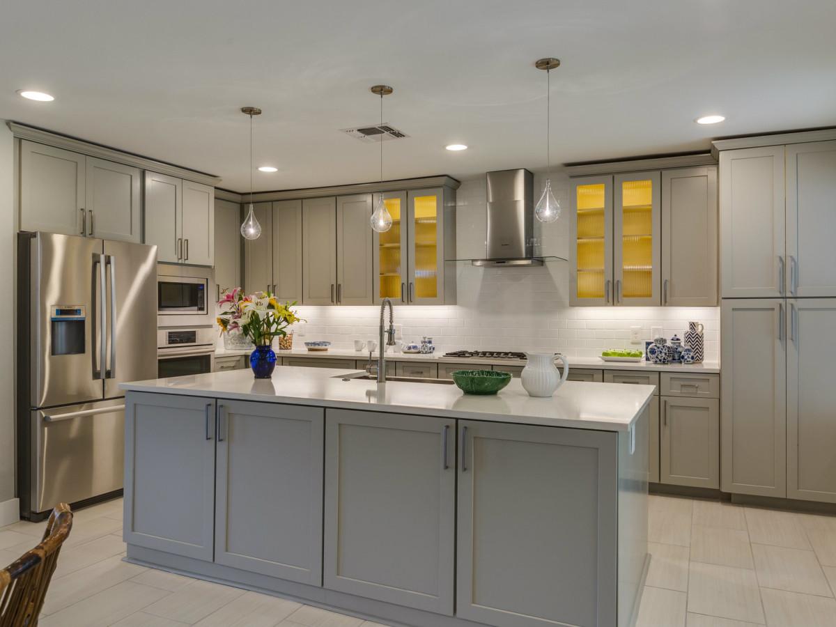 1922 Flamingo San Antonio house for sale kitchen
