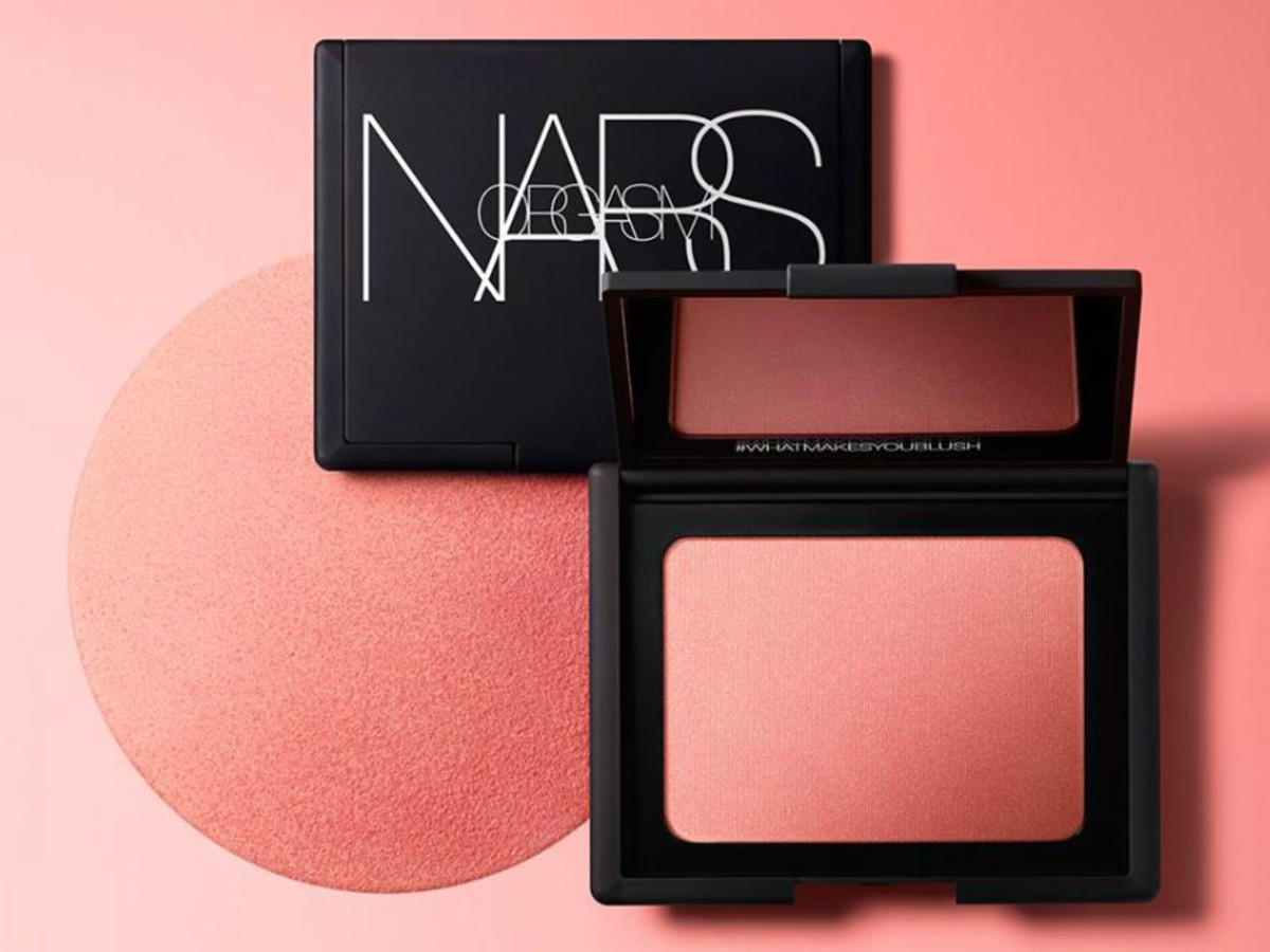 NARS Cosmetics orgasm blush