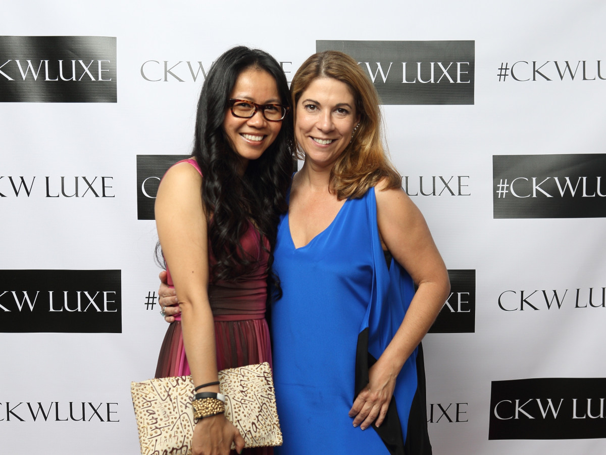 CKW Luxe Star Awards 6/16  Hanh Tran, Ilse Geldenhuys