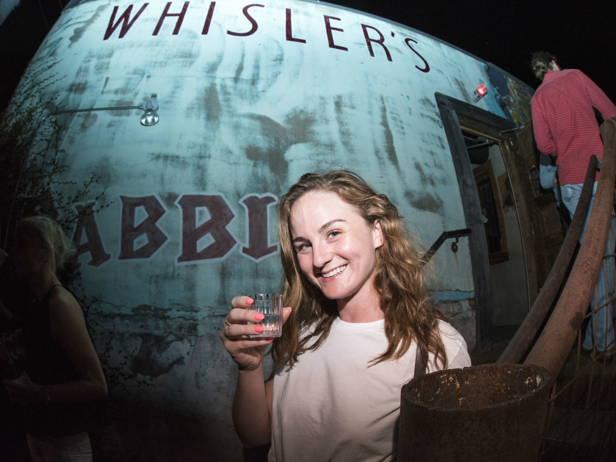 Gem and Bolt mezcal launch party Whisler's Mexcaleria Tobala June 2016 Kelly Helms