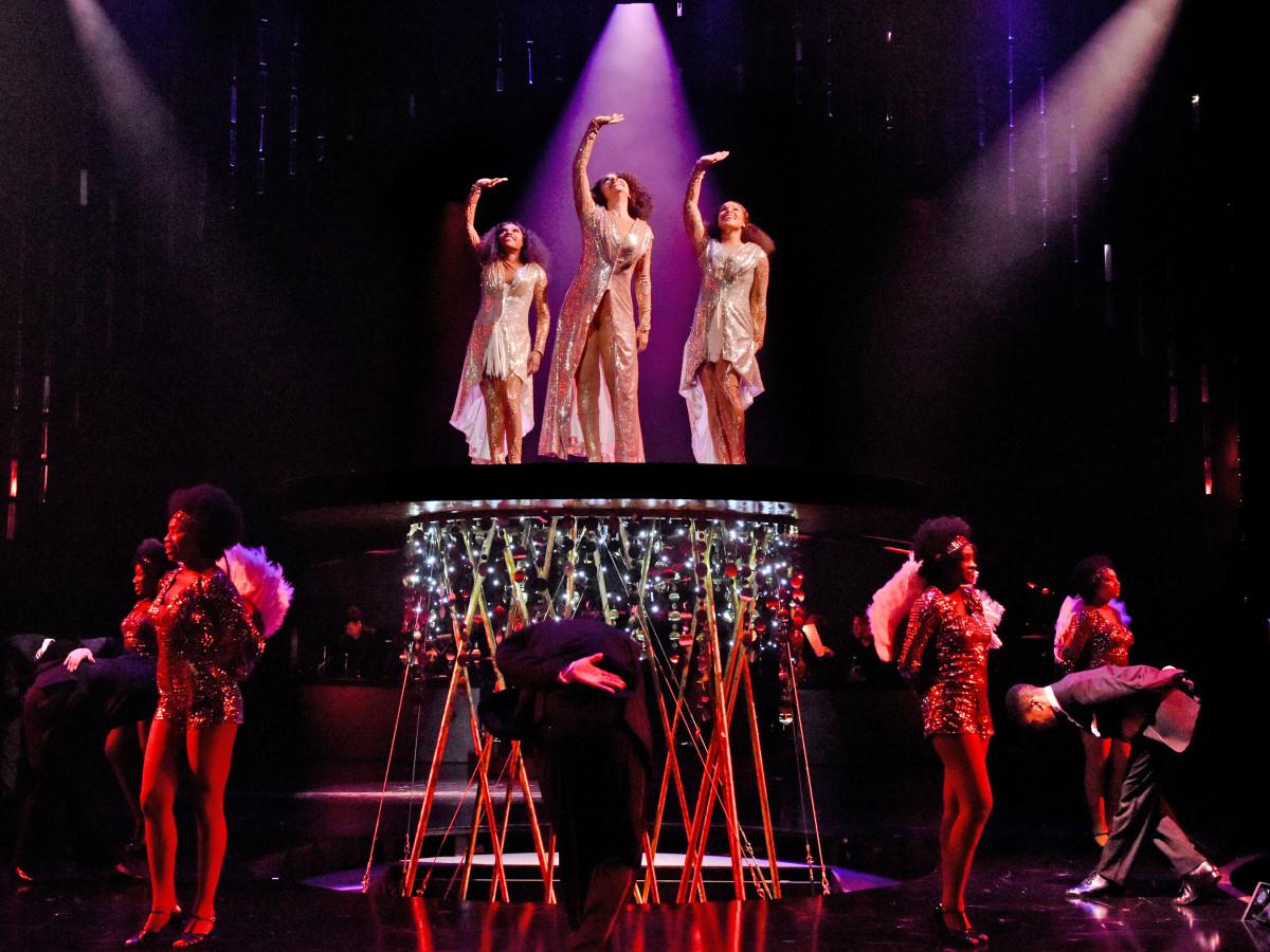Dreamgirls at Dallas Theater Center