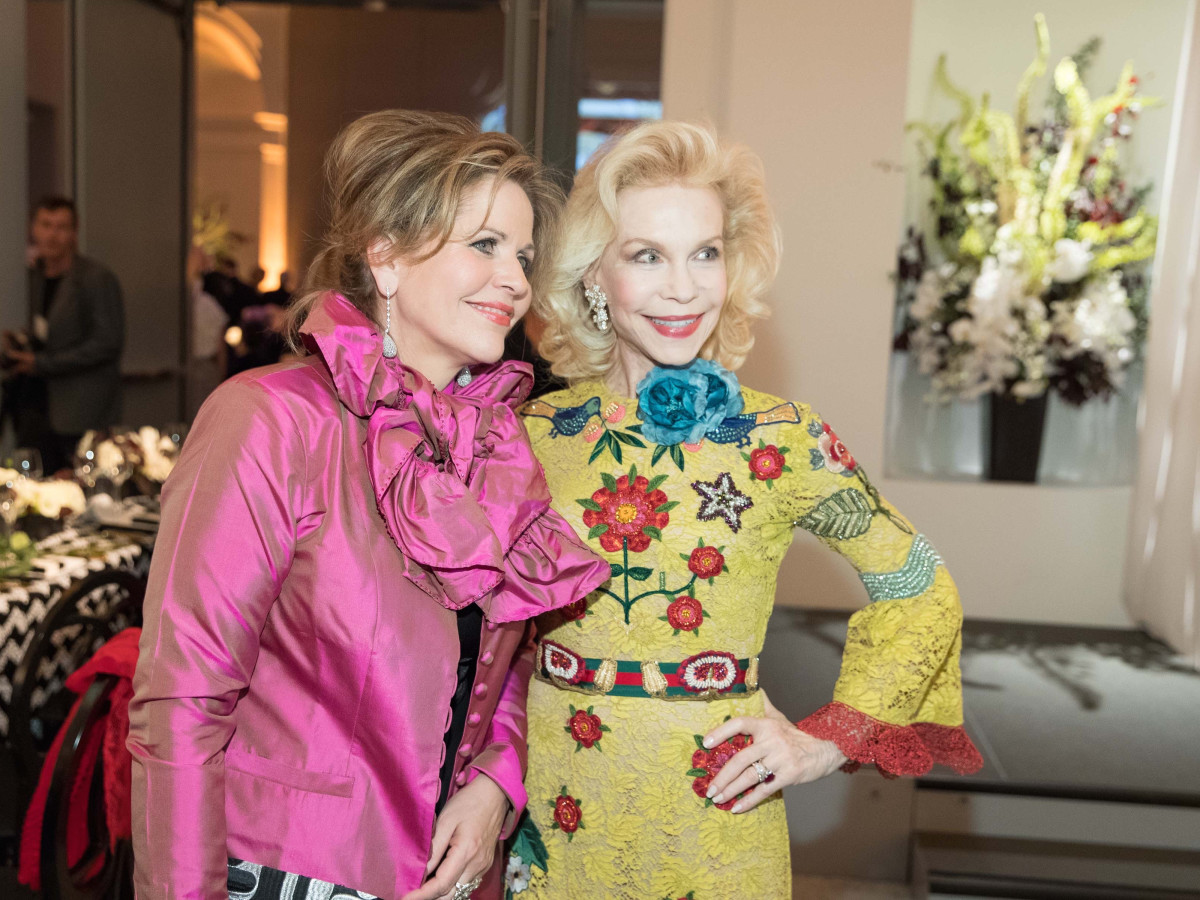 David Gockley celebration, 6/16 Renee Fleming, Lynn Wyatt