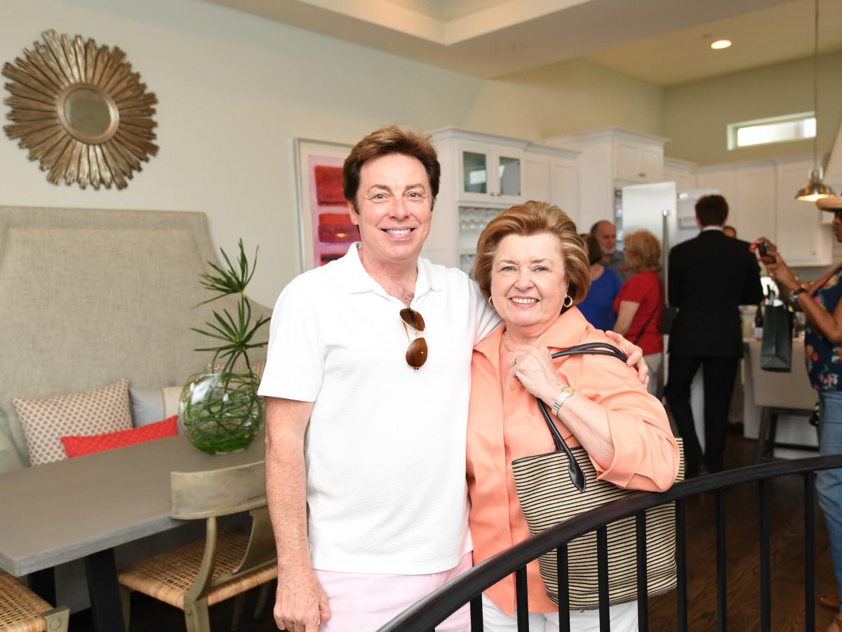 Somerset Green Queen's Birthday, Peyton Bauer, Carol Barndollar