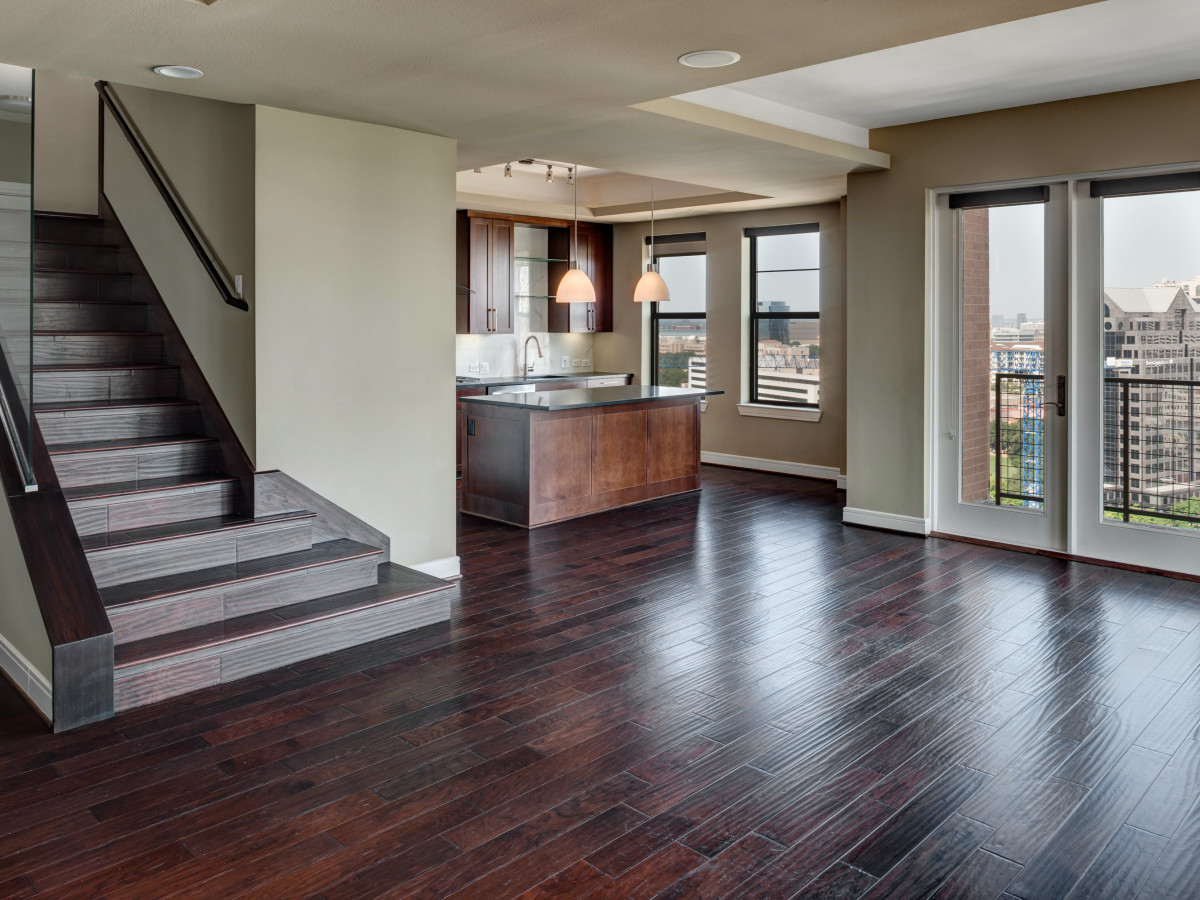 The Taylor penthouse