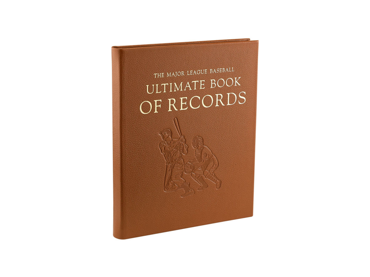 Anteks MLB records book