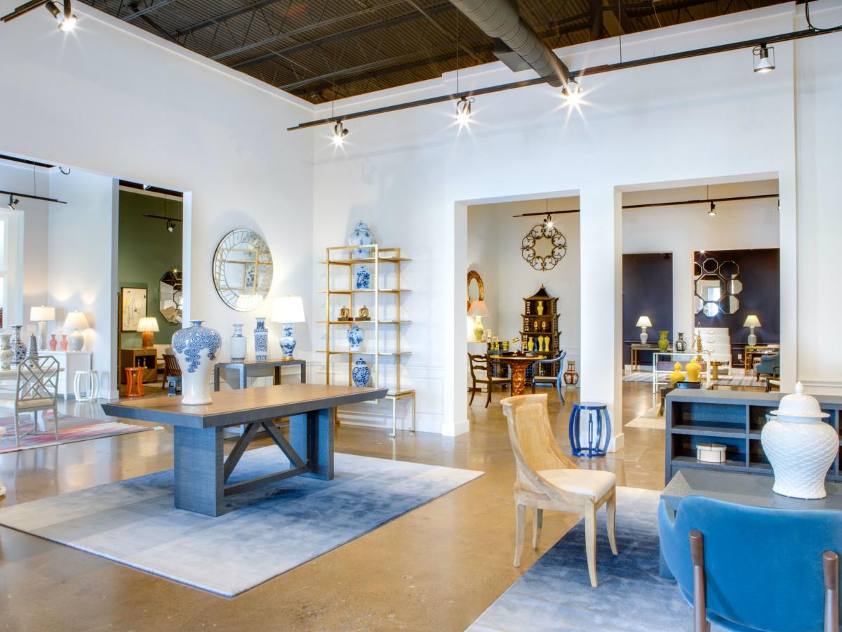 new york furniture brand picks dallas design district for