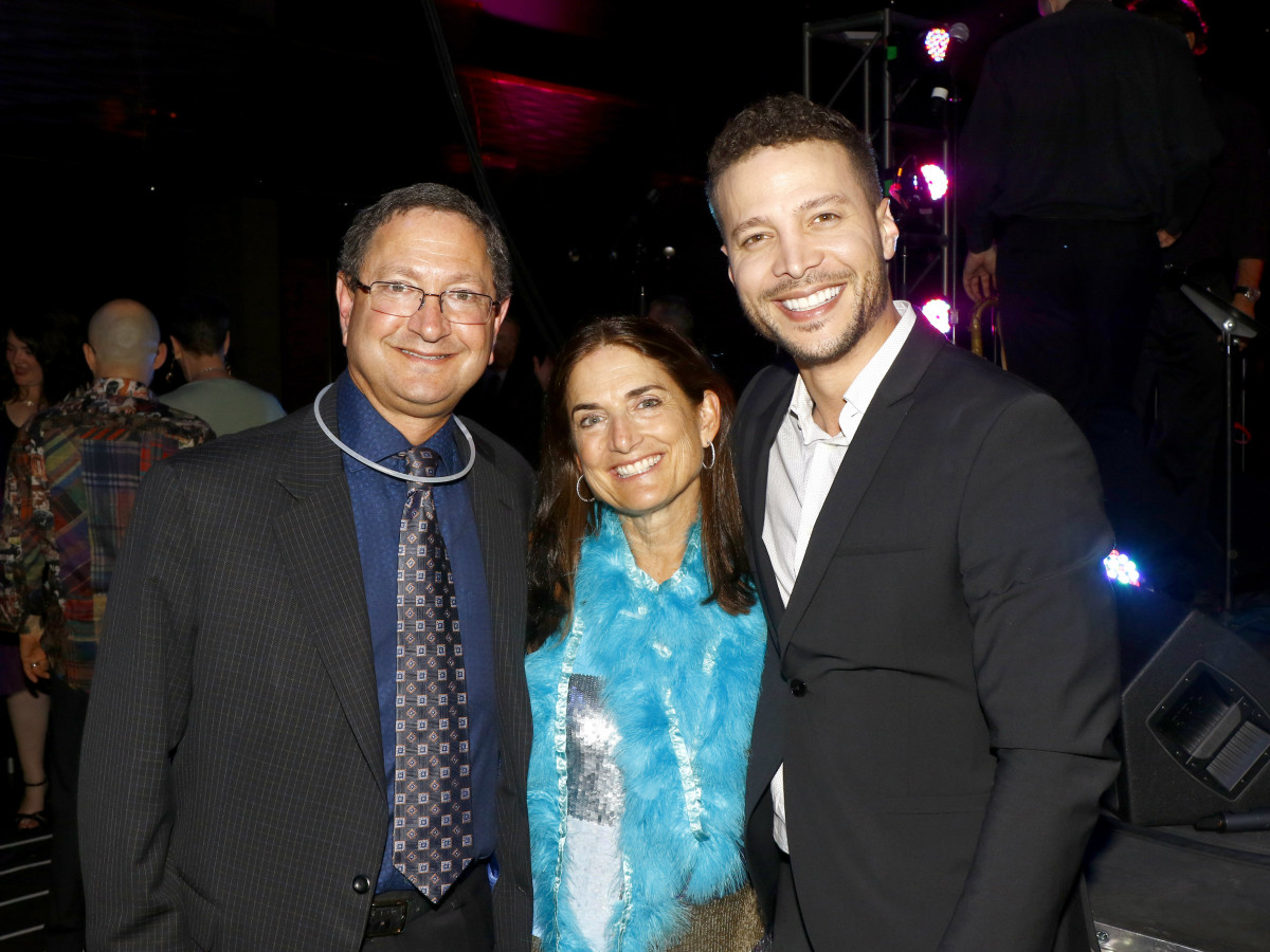 Ken Hersh, Julie Hersh, Justin Guarini